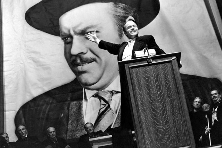 Synthesis analysis Citizen Kane movie (1941)