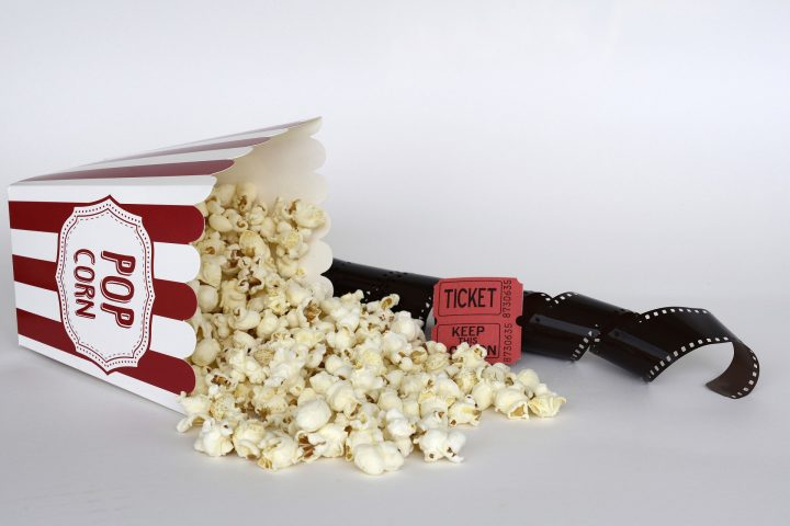 New era of popcorn. We'll surprise you